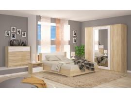 Спальня Маркос (Мебель-Сервис) фото примеров оформления