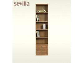 Детская Sevilla (BRW) Стеллаж  50