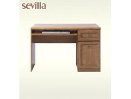 Детская Sevilla (BRW) Стол письменный 120