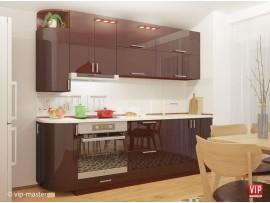 Кухня Колор-Mix (Vip-master) фото примеров оформления