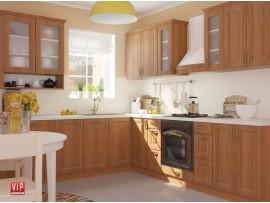 Кухня Грация (Vip-master) фото примеров оформления в цвете цереза