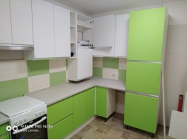 Кухня RioLine наши работы (белый зеленый)