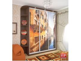 Шкаф-купе Vip-master 3Д (180/60) фотопечать
